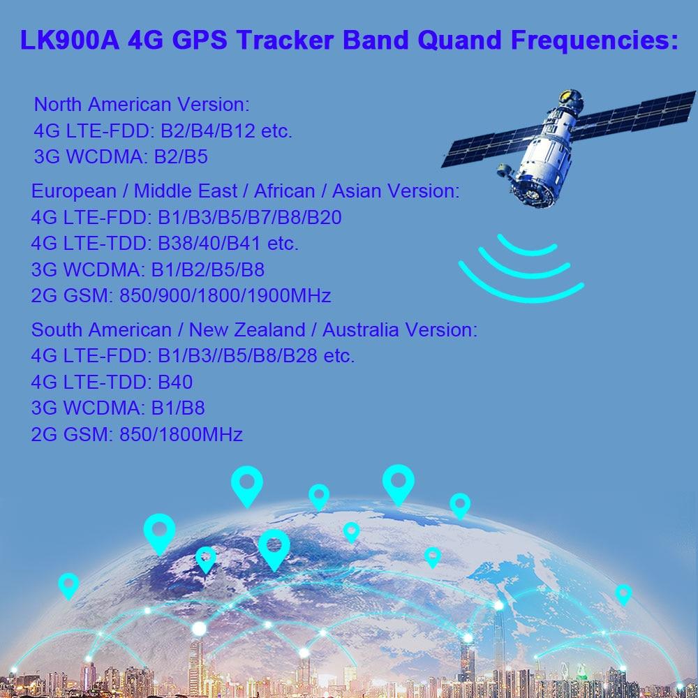 4G LTE GPS Tracker LK900A Global Use (3)