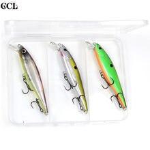 3 шт/лот рыболовные приманки на заказ гольян крючки для владельца