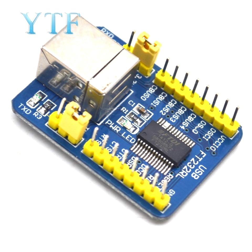 FT232RL USB Type B To Serial/TTL Converter Module For Arduino