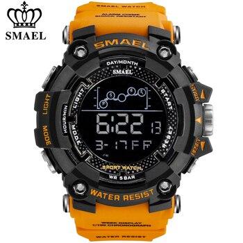 שעון ספורט רב פונקציות SMAEL Mens עמיד למים 1
