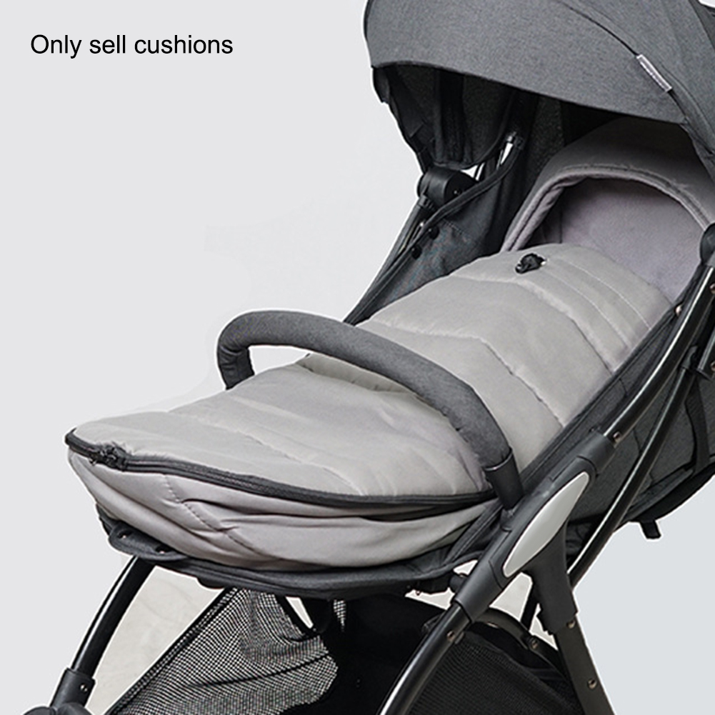 Universal Baby Stroller Winter Socks Sleep Bag Windproof Warm Sleep Sack Baby Pushchair Footmuff For Babyzen Cotton Blend