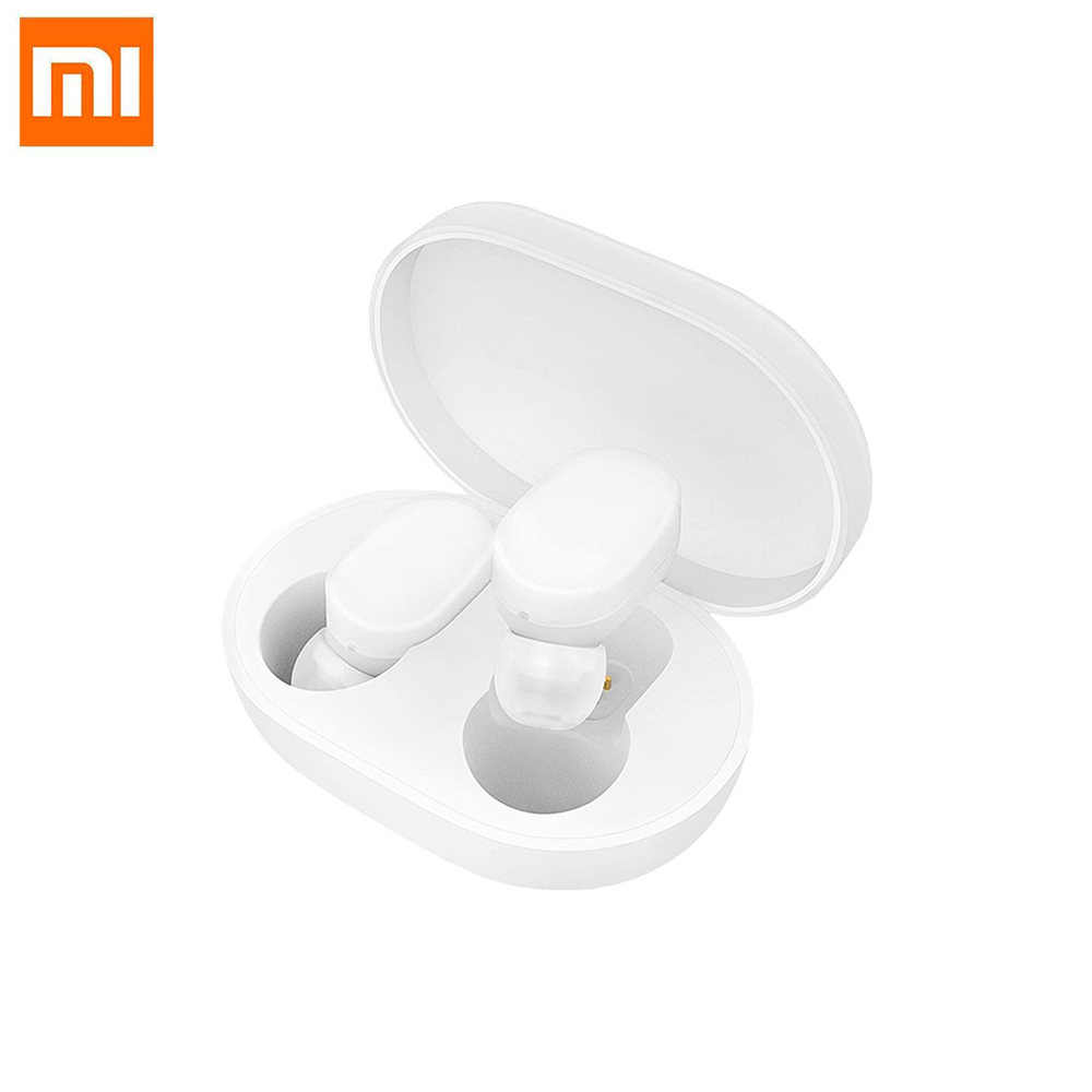 Original Xiaomi AirDots TWS Bluetooth 5.0 Earphones Youth Version Stereo MI Mini Wireless Headset With Mic Earbuds