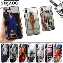 Beyonce I slay Glass Case for Huawei P10 P20 P30 Lite Pro P Smart Y6 Prime Y93 Mate 20