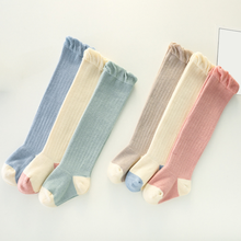 3pair/lot 2020 new autumn and winter warm baby socks high tube