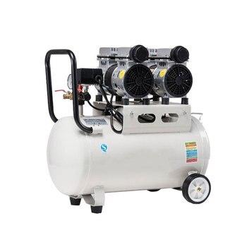 7bar 8l 220v/50hz/60hz/1 bomba de ar livre inflável do óleo do compressor de ar do pistão de samll da fase com pulverizador de baixo nível de ruído da pintura do woodworking