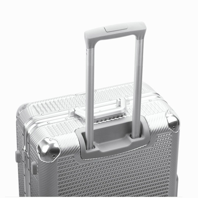 Aluminum Frame Hardside Travel Suitcase
