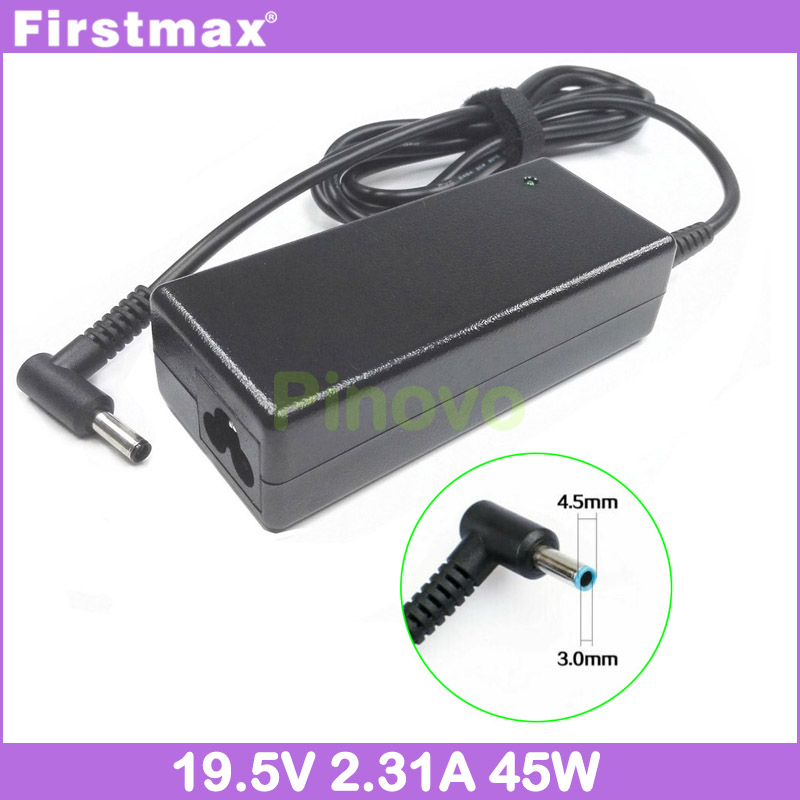 Firstmax 19,5 V 2.31A 45 Вт адаптер переменного тока ноутбук зарядное устройство для HP ProBook x360 11 G1 G2 G3 G4 G5 EE, 640 645 655 650 G2 G5