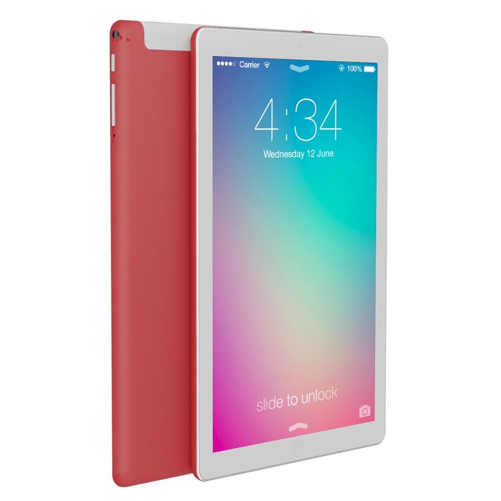 כיריים שניי להבות ANRY טבליות אנדרואיד 10 אינץ שיחות טלפון 4G אוקטה Core 4 GB + 64 GB Tablet 10.1 מחשב עם מקלדת מגע כפול SIM Card WiFi Bluetooth (2)