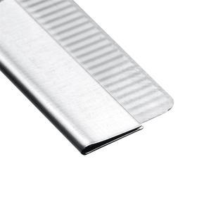 Image 3 - מקצוע גבות תער נירוסטה Microblading 100pcs גבות גוזם גבות גילוח סתגלן איפור כלים זרוק חינם