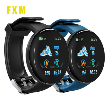 bounabay blood pressure smart bracelet watch for women watches ladies clock bluetooth waterproof android ios woman touch screen Clock Smart Watch Men Women Blood Pressure Round Smartwatch Waterproof Sport Smart Watch Fitness Tracker  Hours For Android Ios