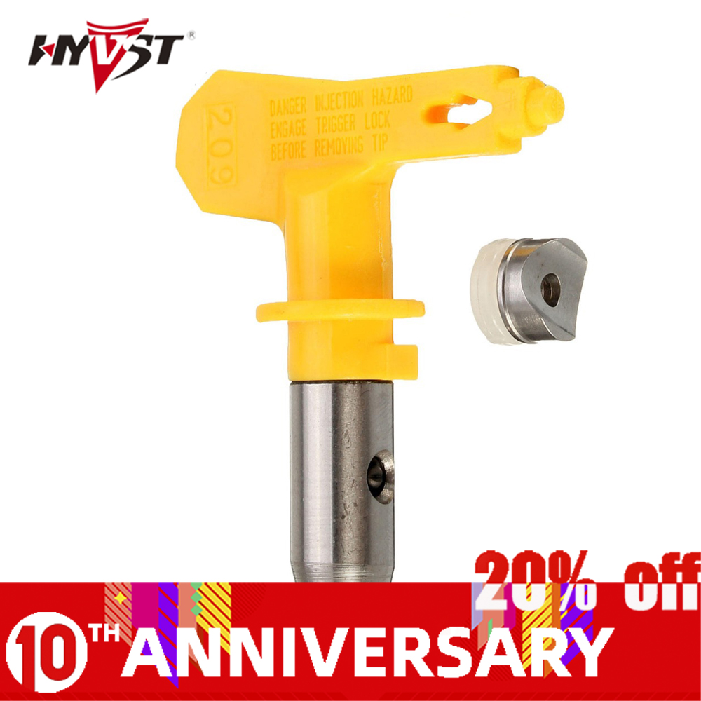 Aftermarket 6 Series Spray Piant Gun Tips 609/611/613/615/617/619/621 Airless Nozzle TIPS Sorts Of Series Parts Spray Gun Tips