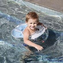 Детское u образное кольцо для плавания надувное купания младенцев