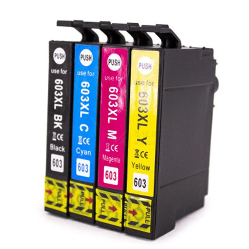 Befon kompatybilny T603XL 603XL atrament kartridż do Epson XP-2100 XP-2105 XP-3100 XP-3105 XP-4100 XP-4105 WF-2810 WF-2830 WF-2850