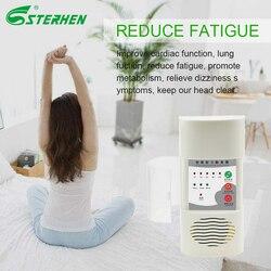 Sterhen Ozonzier oczyszczacz powietrza czuły na dotyk Ozonzier oczyszczacz powietrza dezodorujący do urządzeń domowych i biurowych