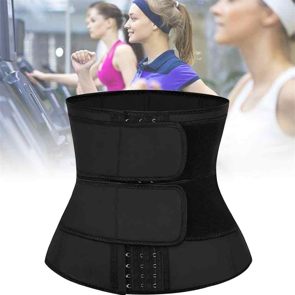 2020 nova cintura de fitness apoio para trás treinamento shaper cinto mulheres pós-parto emagrecimento perda de peso corset corpo shaper cinto bodysuit