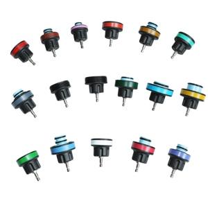 Image 5 - 28Pcs Universal Radiator Pressure Tester Vacuum Type Cooling System Test Detector Set Testeur Refroidissement