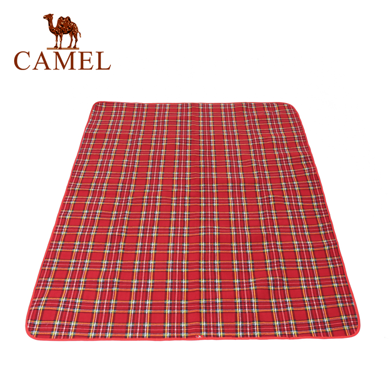 CAMEL Foldable Waterproof Aluminum Foil Mat Portable Outdoor Travel Beach Mat Sleeping Mattress Blanket Camping Hiking 150*200CM