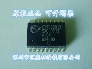 10pcs/lot CY7C63813-SXC CY7C63813 SOP-18 USB 50pcs lot kia393f el p kia393f a393f sop