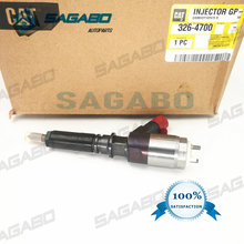 6 PCS genuine and brand new Original Injector 326-4700 3264700 for 320D Excavator