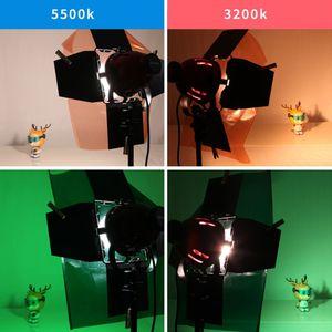 Image 2 - Filter Paper Photo Gels Kleur Podium Verlichting Redhead Red Head Light Strobe Zaklamp Studio Houten