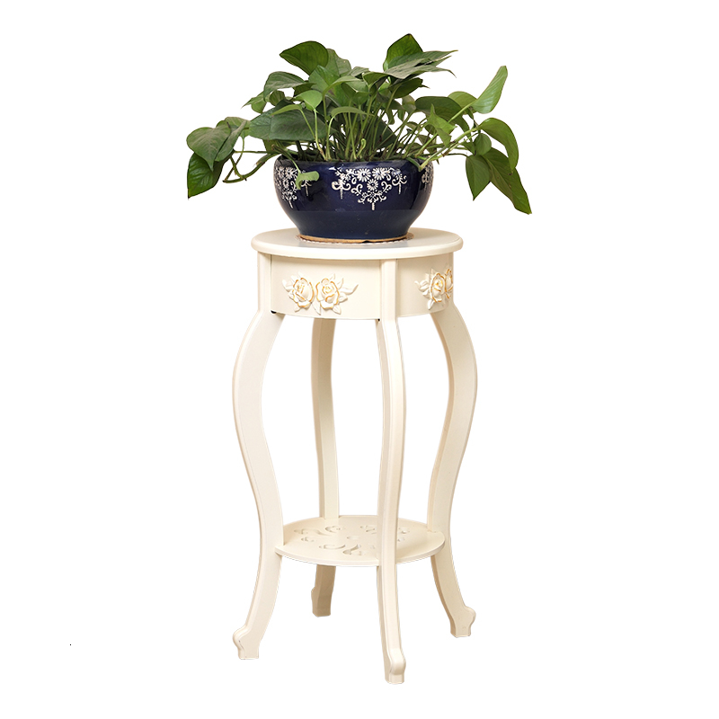 Green Luo Flower Airs Flowerpot Frame A Living Room Indoor Balcony Flower Rack Shelf Landing Type Simplicity Multi-storey