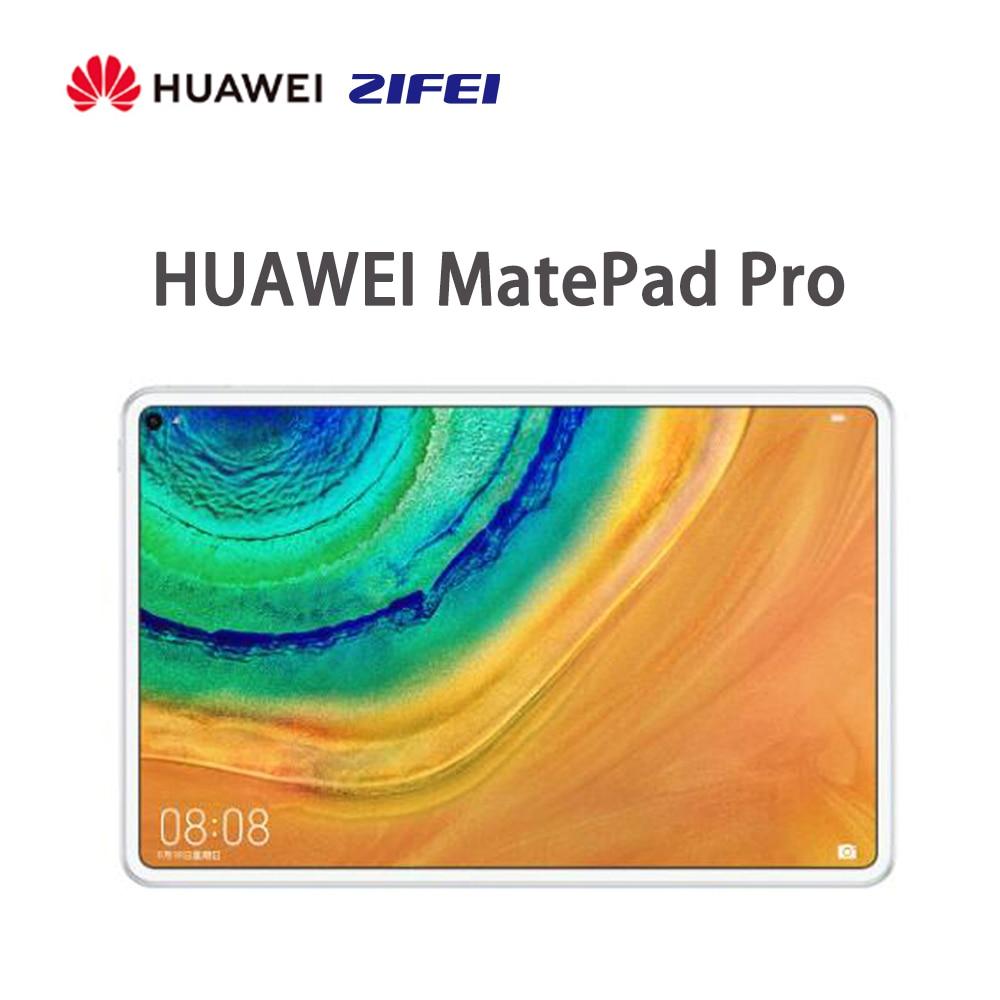 HUAWEI MatePad Pro tablet da 10.8 pollici 8GB 512GB LTE / WIFI astuto magnetico tastiera penna della scrittura a mano Multi-La Collaborazione dello schermo