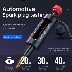 Car accessories Spark Plug Tester Ignition System Coil Engine Autos Adjustable Ignition Coil Tester Ignition Spark Test Tool