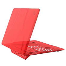 Portable Laptop Case for Apple Macbook Pro 15.4inch A1707 2017 A1900 Solid Transparent Case Full Cover