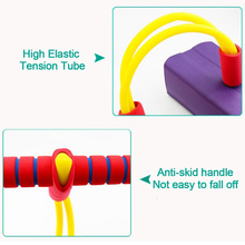 Toy Stick Safe Pogo Jumper Training Fitness Outdoor Sports Gift Interactive-Foam Fun