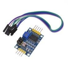 Pcf8591 ad/da conversor módulo digital para analógico para digital conversão nova eletrônica diy