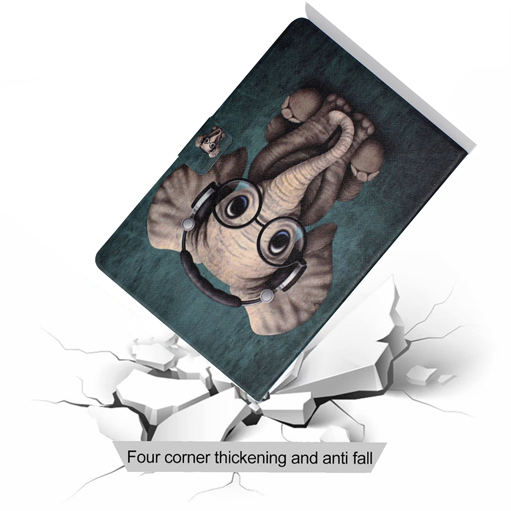 10.2 inch Funda 2019 Flip For Case Stand A2200 A2198 10.2 iPad Fashion Tablet A2232 Case