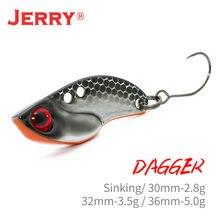 Jerry 1pc 28g 35g 5g спиннинг рыболовная лезвие vibes опускается