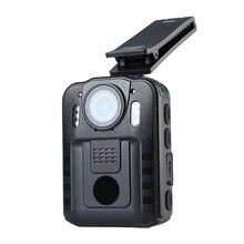 WN9(восстановленная) HD 1296P Novatek 96650 IR камера ночного видения 170 DegreePocket полицейская камера Espanol Многоязычная