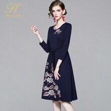 New A-line Autumn Dresses