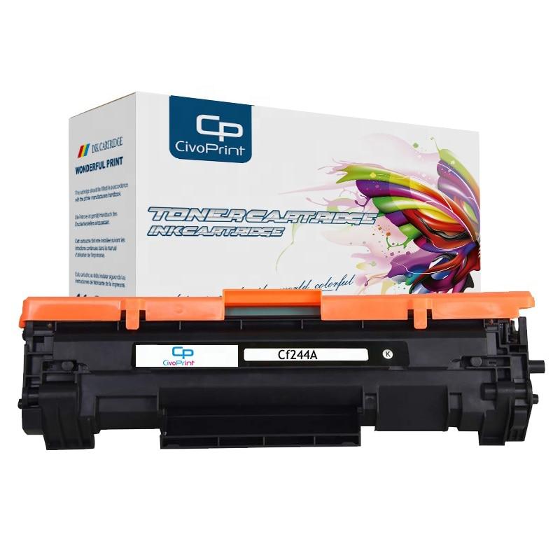 Civoprint 244A Hp44A CF244A CF244 44A Toner Cartridge Compatible For HP LaserJet Pro M15 M15a M15w M28 M28a M28w Printer Toner