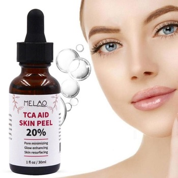30ml Trichloroaectic Acid 20% Skin Peel Pore Minizing Wrinkles Spots Skin Care Face Serum 1