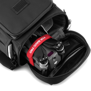 Image 5 - 2pcs Propeller Blade Mount for DJI Mavic MINI Mavic AIR 2 Pro Platinum 2 Pro Zoom Drone Magic Tape Straps Loop Ties Accessories