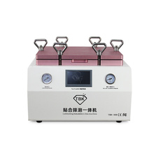 цена на Free shipping TBK-308 OCA Vacuum Laminating Remover BUbubblerMACHINE Integrated 2 in 1 touch screen repair machine 15 Inch