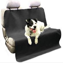 Wysokiej jakości zwierzęta pies kot samochód tylne tylne siedzenie przewoźnik pokrywa mata dla psa koc poduszka hamakowa Protector tanie tanio Cztery pory roku Poliester CN (pochodzenie) 130cm Pokrowce i podpory 0 4kg 120inch Car Seat Cover for Pets 120cm Black Red Blue