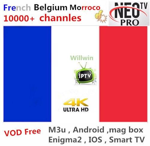Willwin Neotv IPTV French IPTV Neotv Pro IPTV Live TV VOD Movies Arabic UK US Europe Smart TV Mag Box