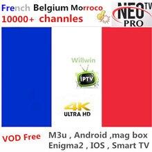 Willwin Neotv IPTV French IPTV Neotv pro IPTV Live TV VOD Movies Arabic UK US Eu