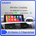 Wi-Fi беспроводной Apple Carplay Box Android авто для BMW NBT системы 1 2 3 4 5 7 серии X3 X4 X5 X6 MINI F10 F15 F16 F30