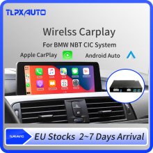 WIFI Drahtlose Apple Carplay Box Android Auto für BMW NBT System 1 2 3 4 5 7 Serie X3 X4 x5 X6 MINI F10 F15 F16 F30