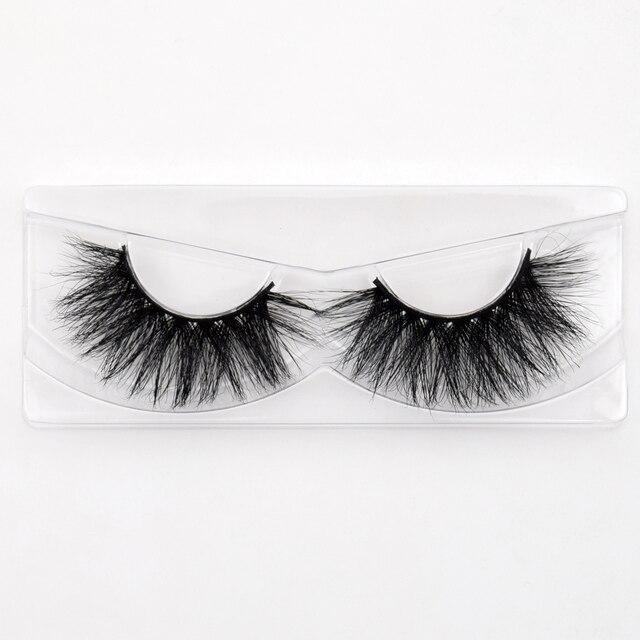 Visofree 거짓 눈 가위 자연 100% 수제 두꺼운 거짓 속눈썹 확장 섹시한 부드러운 눈 속눈썹 밍크 거짓 속눈썹 D22