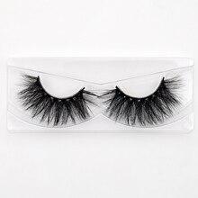 Visofree cílios postiços cílios naturais 100% artesanal grosso extensão cílios postiços sexy olhos macios vison cílios postiços d22