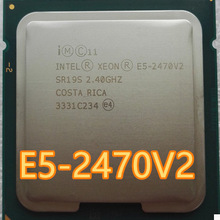 CPU Processor Lga 1356 E5-2470V2 Intel Xeon Ten-Core 25M 95W Twenty-Thread