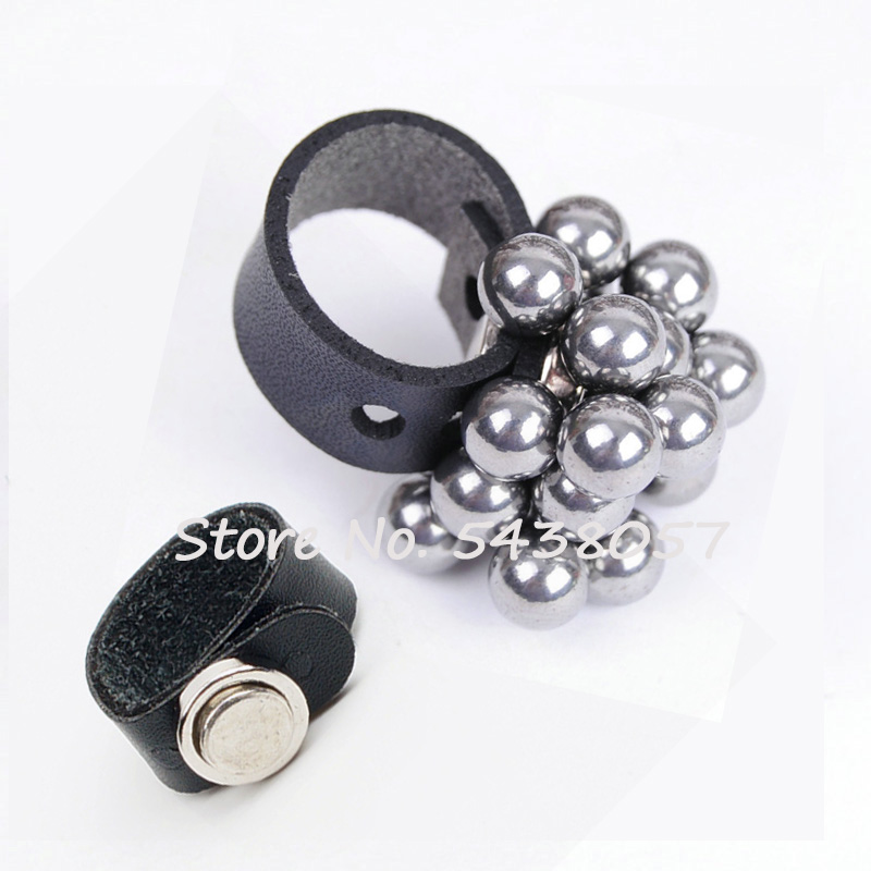 1pcs Slingshot Accessories Outdoor Automatic Adjustment Of Strong Magnetic Ring Magnetic Buckle Slingshot Draws Steel Balls