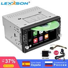 2DIN Auto Lettore DVD Radio GPS Bluetooth Carplay Android Auto per X TRAIL Qashqai x trail juke per nissan SWC FM AM USB/SD