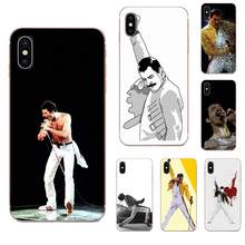Freddie Mercury For Huawei P7 P8 P9 P10 P20 P30 Lite Mini Plus Pro Y9 Prime P Smart Z 2018 2019 Soft Protective Cover Case(China)