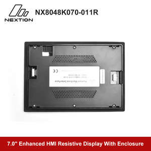 Image 4 - Nextion Enhanced NX8048K070 011R   7.0 Full color LCD Display HMI Resistive Touch Screen Module Built in RTC With Enclosure